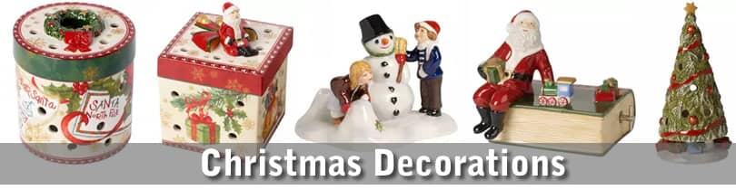 browse christmas decorations