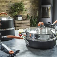 Joe Wicks Aluminium Cookware
