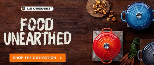 le creuset food unearthed