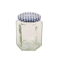 Kilner 280ml Hexagonal Twist Top Jar