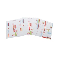 Kilner Haberdashery Labels Pack Of 24