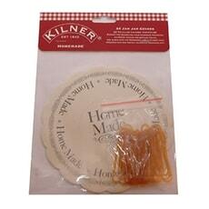 Kilner Homemade Jar Covers Pack Of 24