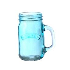 Kilner Handled Jar - Blue