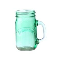Kilner Handled Jar - Green