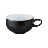 Denby Jet Black Tea/Coffee Cup