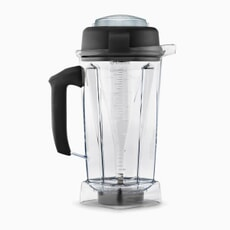 VitaMix 64oz Wet Soft Grip Container With Tamper (016162)