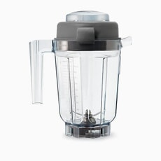 VitaMix 32oz Dry Blade Container With Book And Spatula