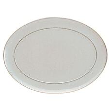 Denby Linen Oval Platter