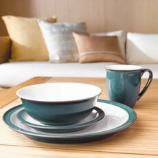 Denby Greenwich 16 Piece Box Set