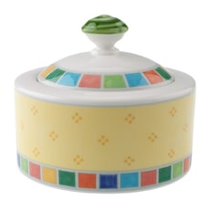 Villeroy And Boch Twist Alea Limone Sugar/Jampot