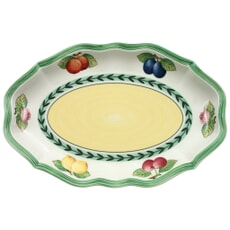 Villeroy And Boch French Garden Fleurence Pickle Dish