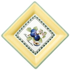 Villeroy And Boch French Garden Macon Square Salad Plate