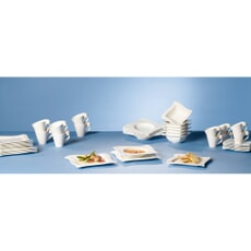 Villeroy and Boch New Wave Basic 42 Piece Set