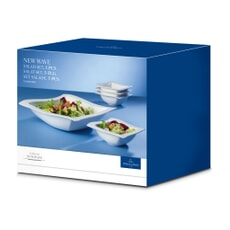 Villeroy and Boch New Wave 5 Piece Salad Bowl Set
