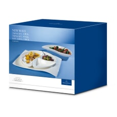 Villeroy and Boch New Wave 5 Piece Tapas Set