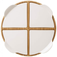 Villeroy and Boch Pizza Passion Round Party Plate