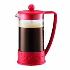 Bodum Brazil French Press Coffee Maker Red - 8 Cup