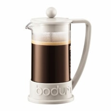 Bodum Brazil French Press Coffee Maker Off White - 3 Cup