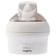 Magimix 1.1L Ice Cream Maker - White
