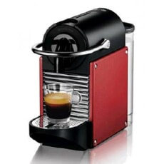 Magimix Nespresso Pixie Carmine Red