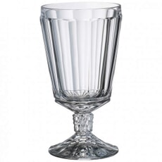 Villeroy and Boch Charleston Red Wine Goblet