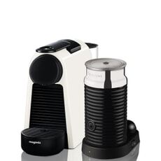 Magimix Nespresso Essenza White And Aeroccino