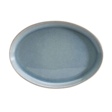 Denby Azure Small Oval Tray