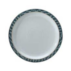 Denby Azure Shell Dinner Plate