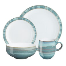 Denby Azure Coast 16 Piece Box Set