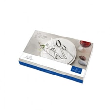 Villeroy and Boch Victor 24 Piece Cutlery Set Gift Boxed