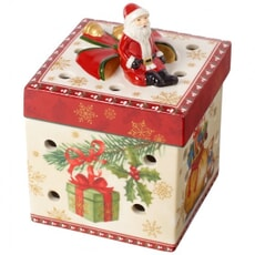 Villeroy And Boch Christmas Toys Small Square Gift Box Gifts