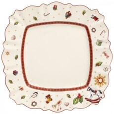 Villeroy and Boch Toys Delight Square Flat Plate