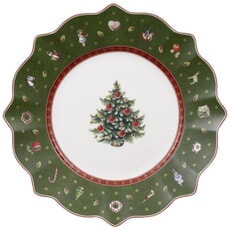 Villeroy and Boch Toys Delight Salad Plate Green
