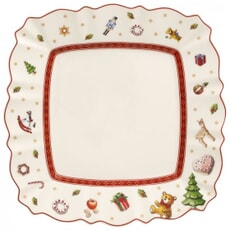 Villeroy and Boch Toys Delight Square Salad Plate