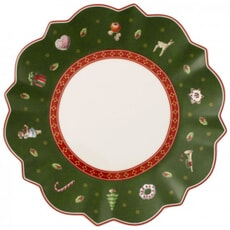 Villeroy and Boch Toys Delight Bread And Butter Plate Green