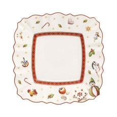 Villeroy and Boch Toys Delight Square Bread And Butter Plate
