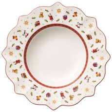 Villeroy and Boch Toys Delight Deep Plate White