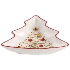 Villeroy and Boch Winter Bakery Delight Small Bowl Tree