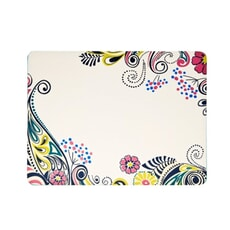 Denby Monsoon Cosmic Cream Tablemats Set Of 4