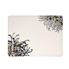 Denby Monsoon Chrysanthemum Cream Placemats Set Of 4