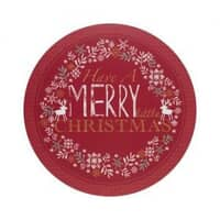 Denby Merry Little Christmas Placemats Set Of 6
