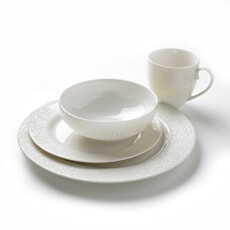 Denby Monsoon Lucille Gold 16 Piece Box Set