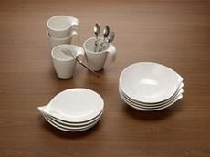 Villeroy and Boch Flow 16 Piece Breakfast Set