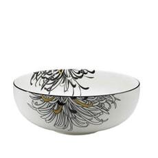 Denby Monsoon Chrysanthemum Serving Bowl