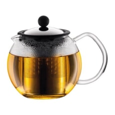 Bodum Assam Tea Press With S/S Filter Shiny - 0.5L