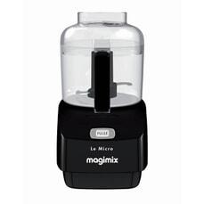 Magimix LE Micro Mini Chopper Black
