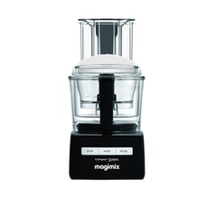Magimix Compact 3200xl Black With Blendermix