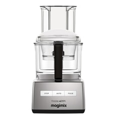 Magimix Cuisine Systeme 4200xl Satin With Blendermix