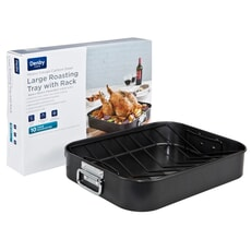 Denby Bakeware - Roasting Tray With Rack