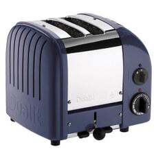 Dualit Classic Vario AWS 2 Slot Toaster Lavender Blue